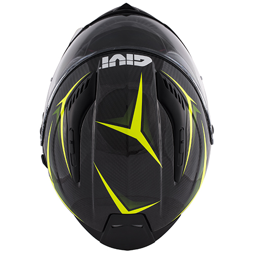 caschi FULL FACE 40.5 X-CARBON