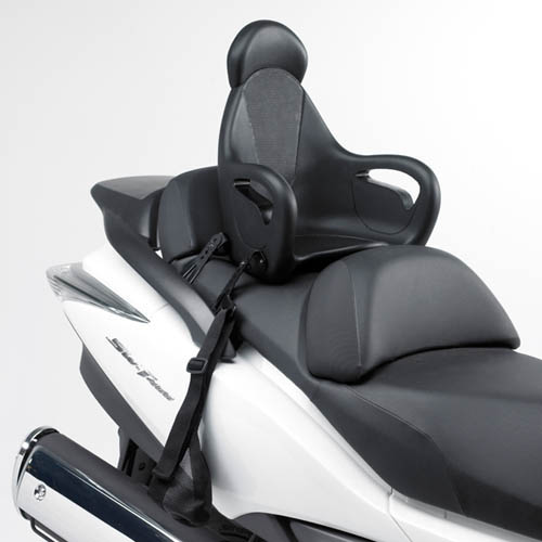 Sicurezza e comfort S650  -Baby Ride