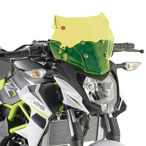 Givi - Specific wind-screens for bikes and scooters - Specific wind-screens for bikes and scooters