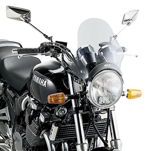 parabrezza spoiler Cupolini universali per moto naked A200