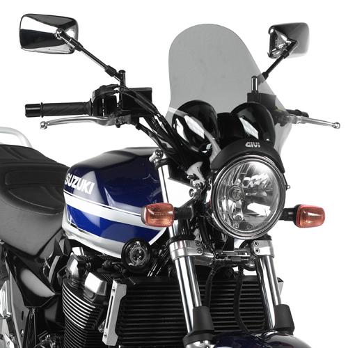 parabrezza spoiler Cupolini universali per moto naked A210