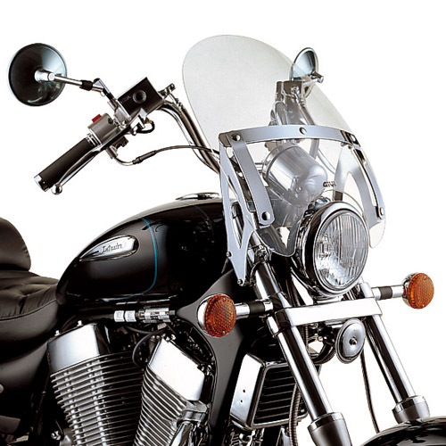 parabrezza spoiler Cupolini universali per moto naked A23@AS100A2