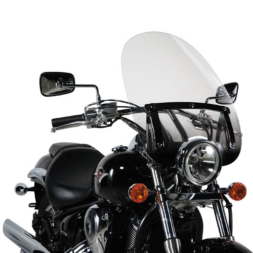 Givi - Parabrezza universali per Custom - A35N+AS100A2