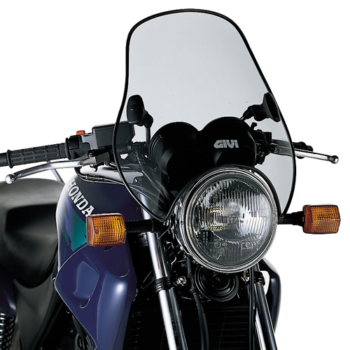 Givi - Universal Motorcycle Windscreens with Specific Fitting Kit - A603