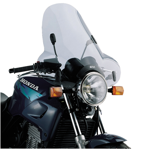 Givi - Universal Motorcycle Windscreens with Specific Fitting Kit - A31+D45