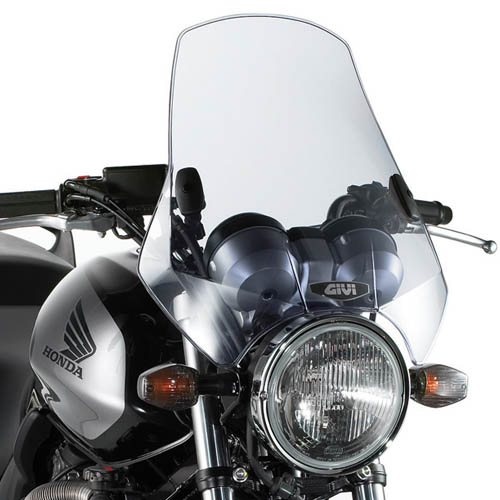 Givi - Universal Motorcycle Windscreens with Specific Fitting Kit - A660