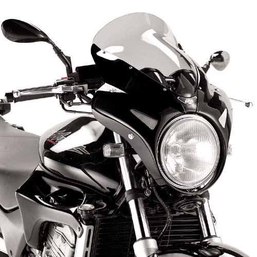 airstars and spoilers Cupolini universali per moto naked A770