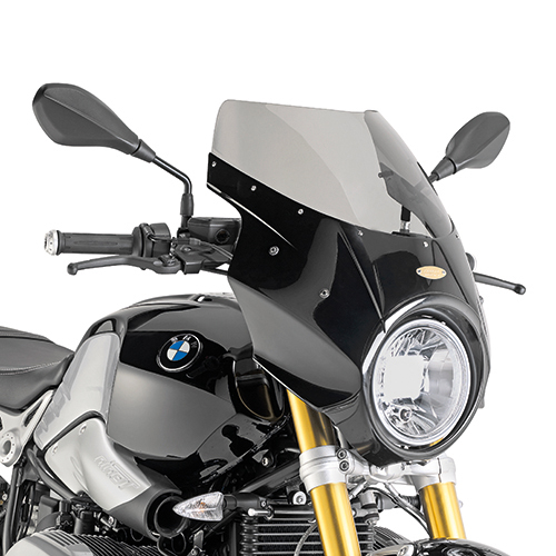 Givi - Universal Motorcycle Windscreens with Specific Fitting Kit - A800N