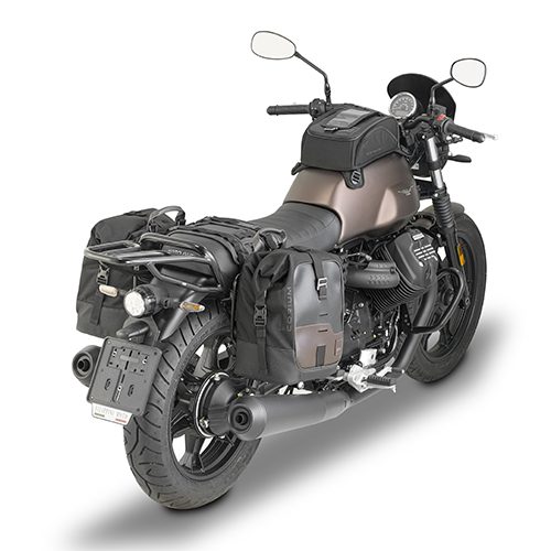 Givi - Motorcycle Side Bags - CRM102