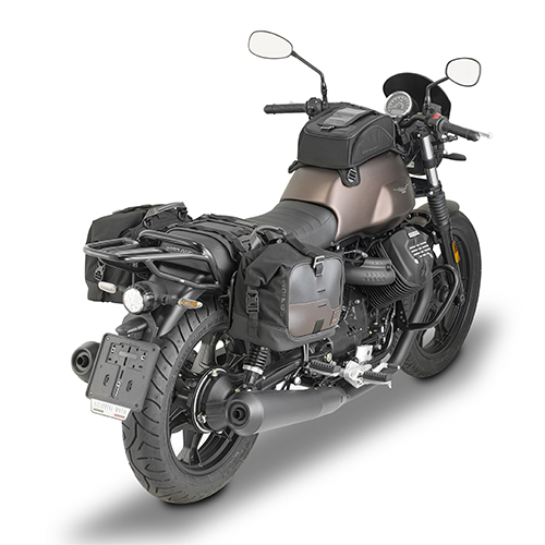Givi - Motorcycle Side Bags - CRM106
