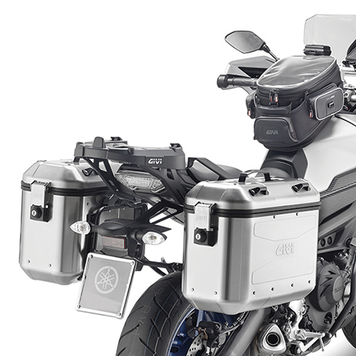 valigie laterali Monokey DLM36 TREKKER DOLOMITI