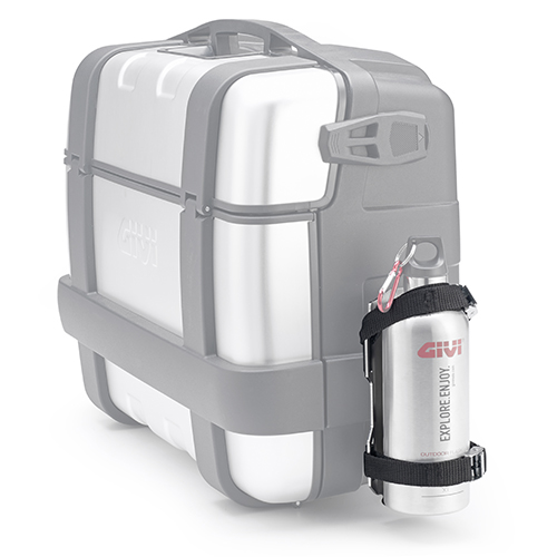 Givi - Support in stainless steel for thermal flask