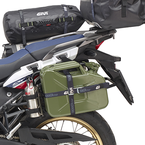 Givi - Accessori di carico supplementare moto - E163