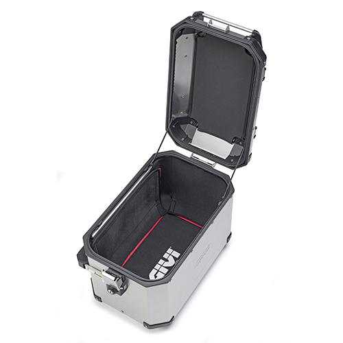 Givi - Rivestimento interno per fondo e coperchio valigia laterale OBKN48 Trekker Outback.