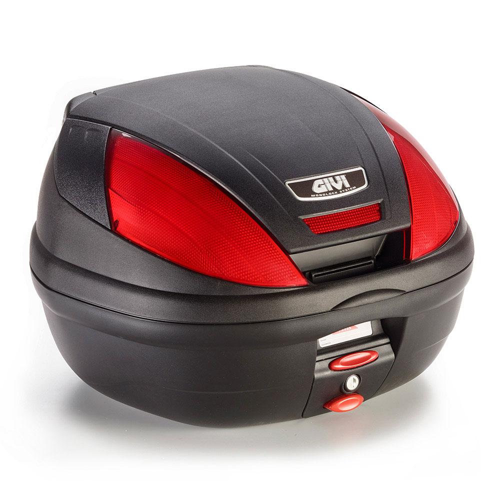 Givi - Bauletti Moto con Aggancio MONOLOCK® - E370