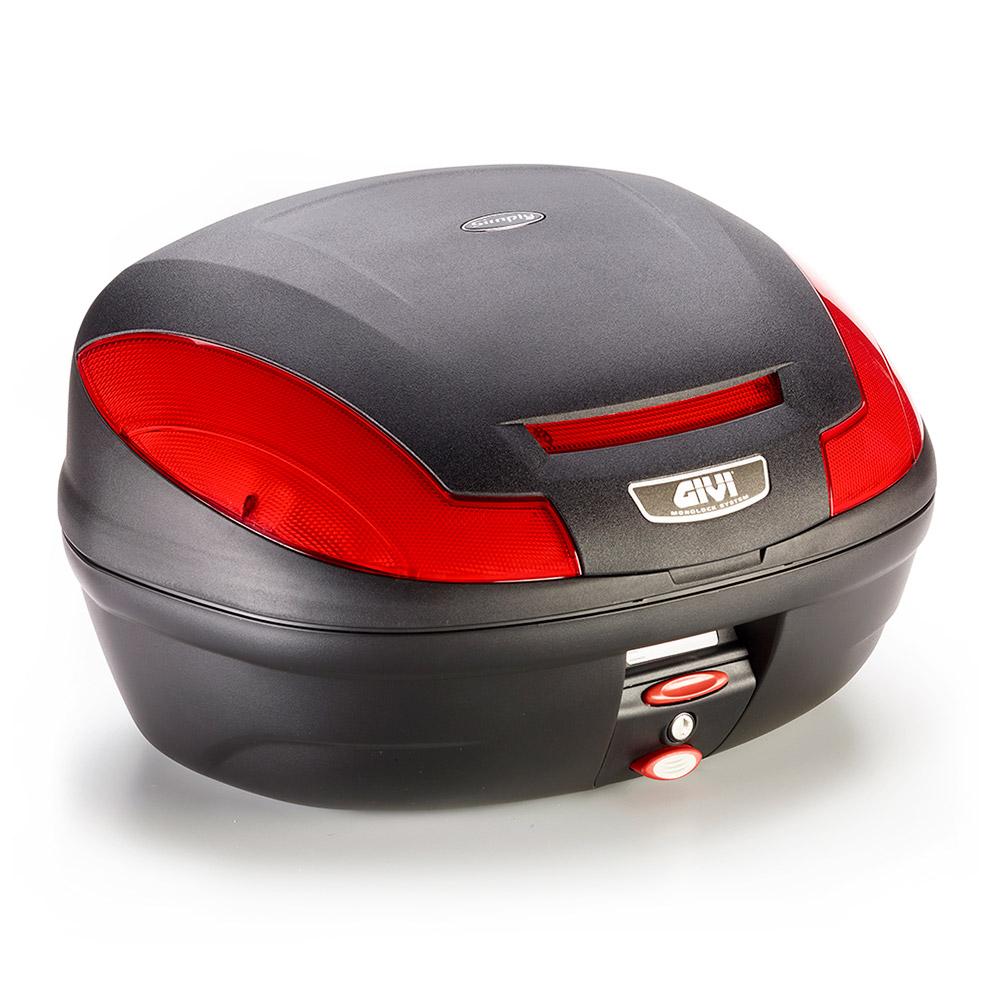 Givi - Bauletti Moto con Aggancio MONOLOCK® - E470 SIMPLY III