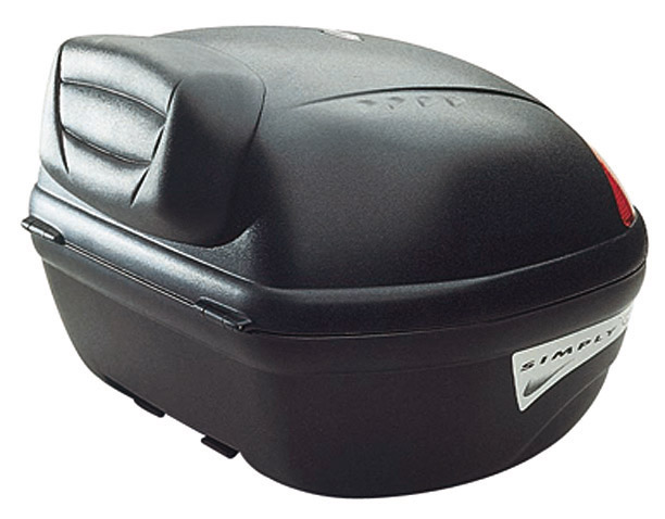 Givi - Polyurethane backrest (black)