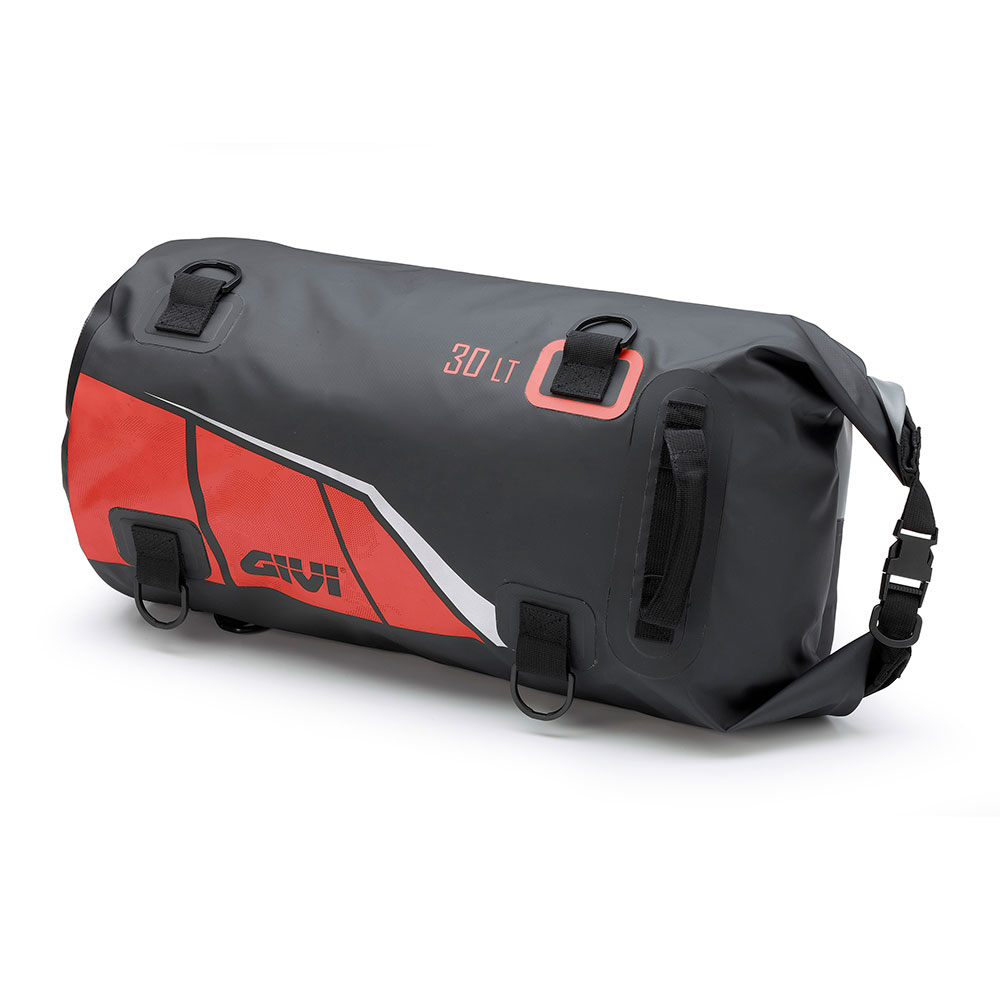 Givi - Motorcycle Saddle Bags - EA114BR