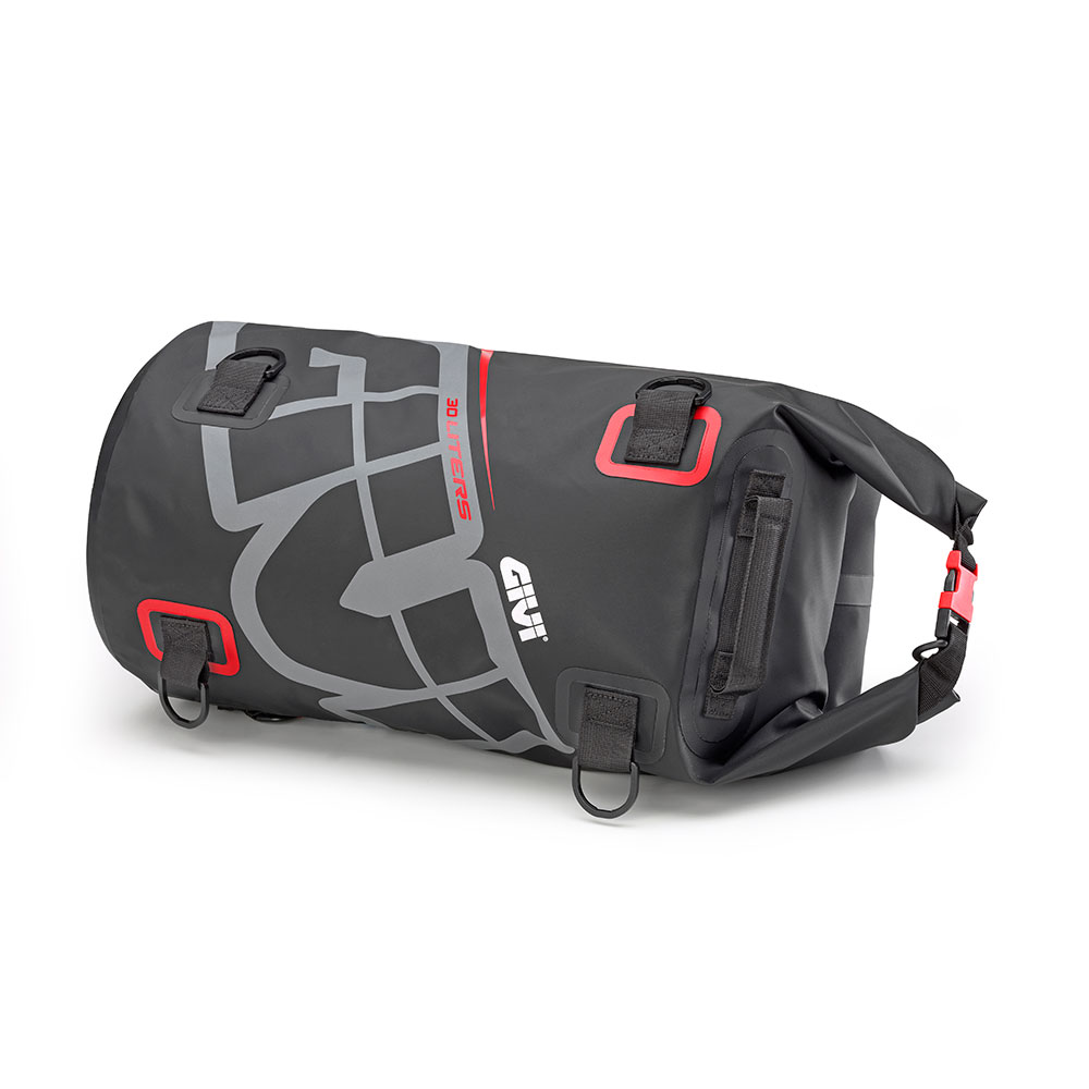 Givi - Motorcycle Saddle Bags - EA114GR