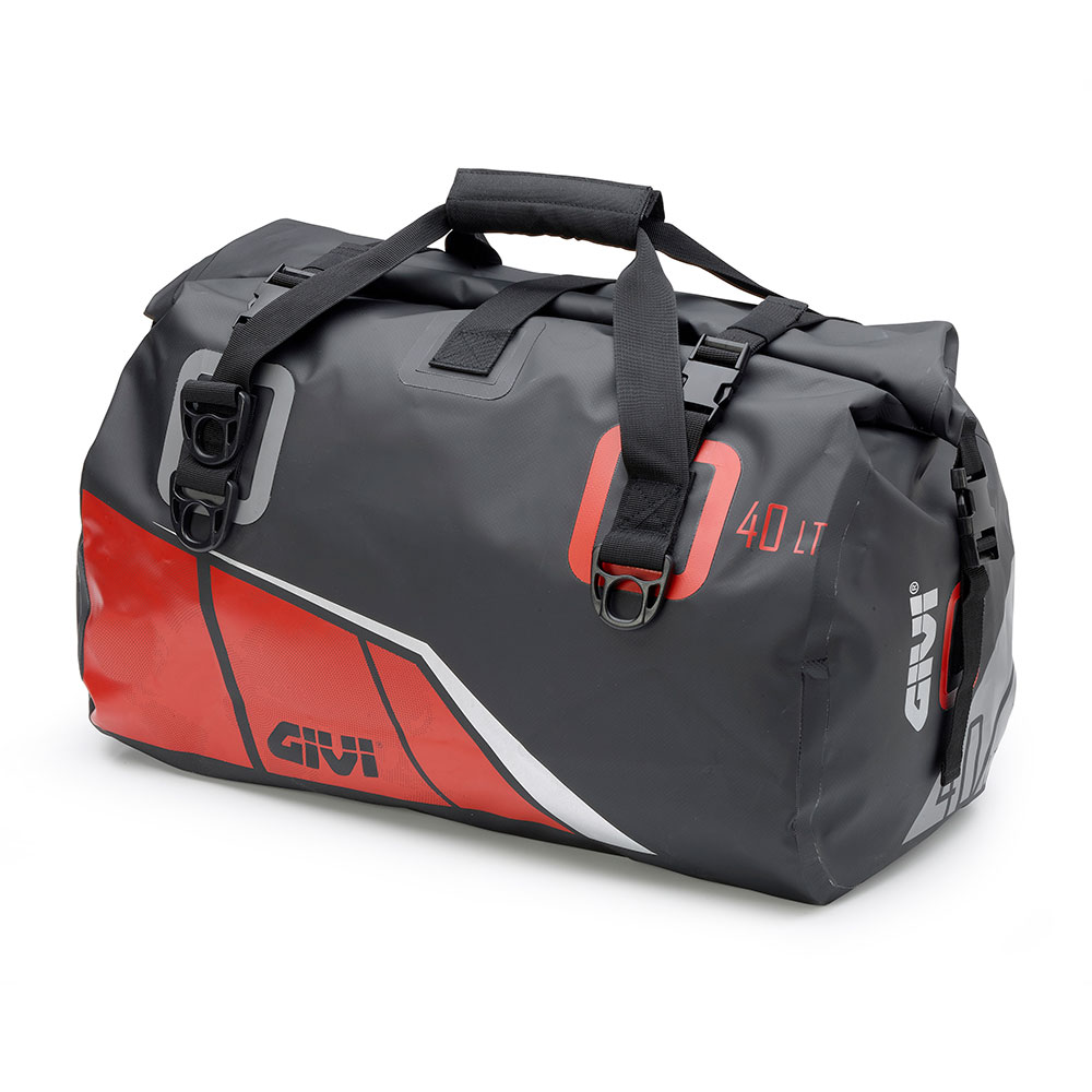 Givi - Motorcycle Saddle Bags - EA115BR