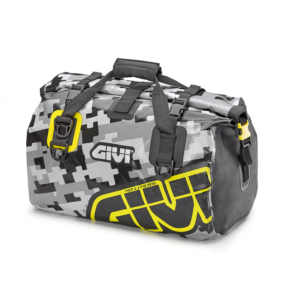 Givi - Motorcycle Saddle Bags - EA115CM