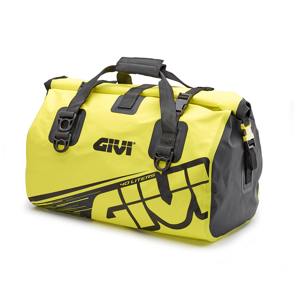 Givi - Motorcycle Saddle Bags - EA115FL