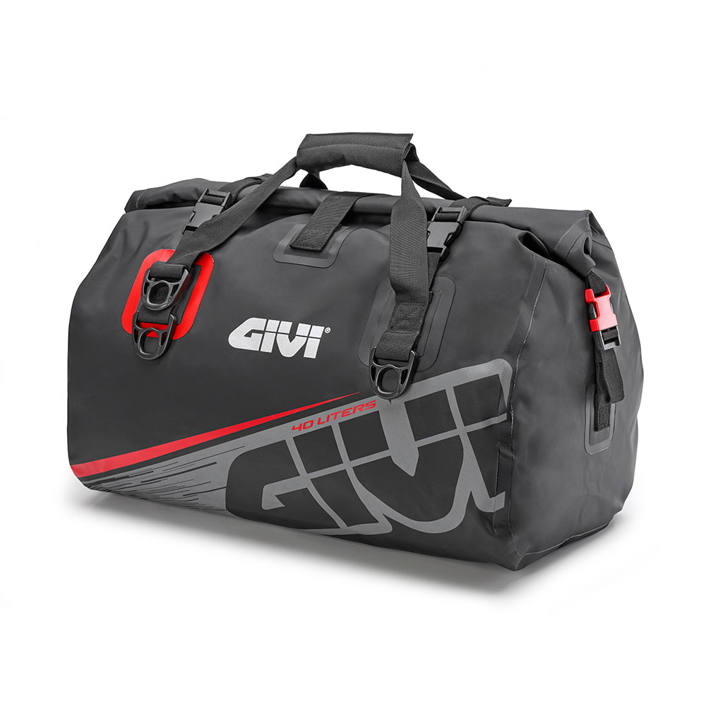 Givi - Motorcycle Saddle Bags - EA115GR