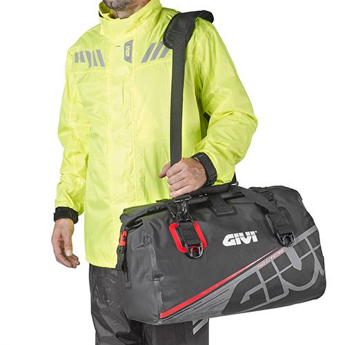 Givi - Motorcycle Saddle Bags - EA115GR