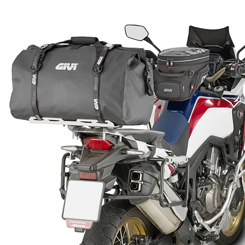 Givi - Motorcycle Saddle Bags - EA119BK