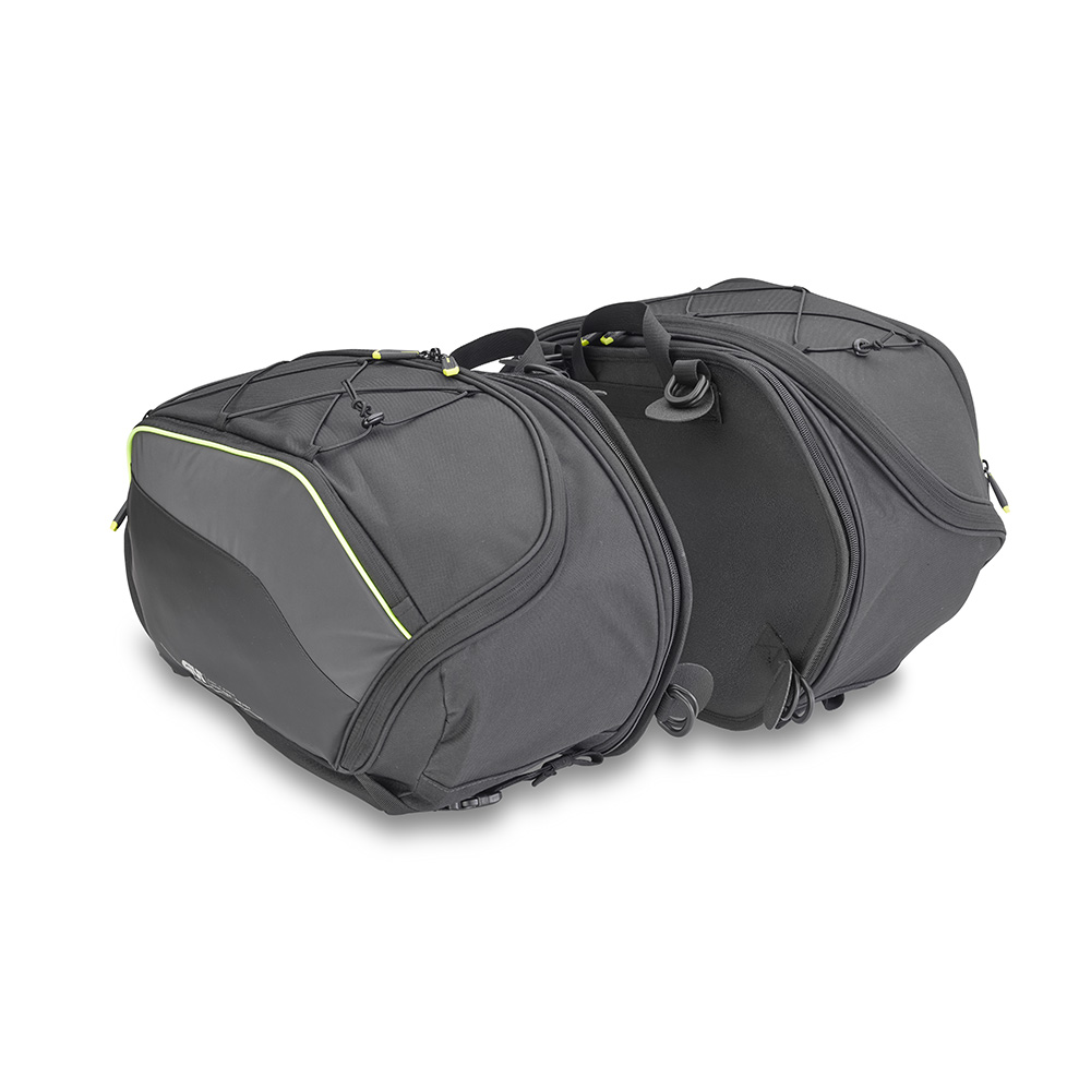 Givi - Motorcycle Side Bags - EA127