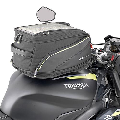 Givi - Sacoches de réservoir pour moto - EA131 TANKLOCK
