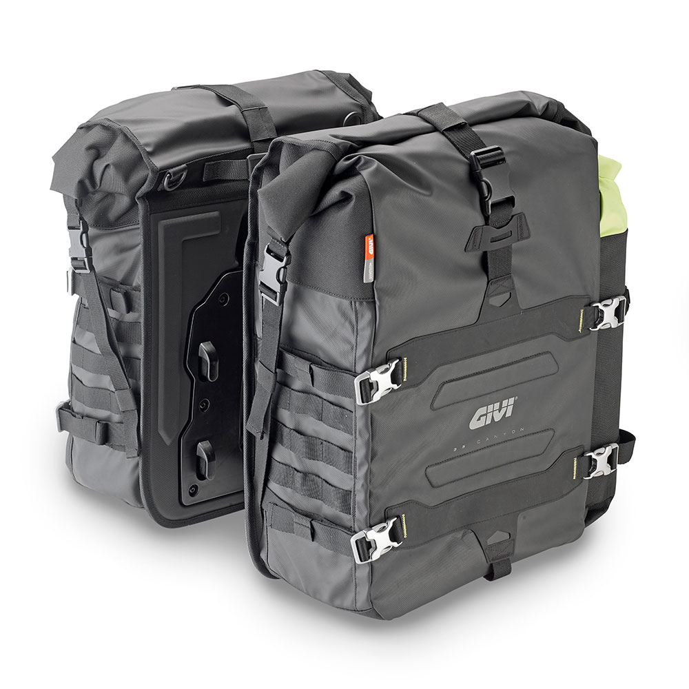 Givi - Waterproof Motorcycle Bags - Canyon Line - GRT709 CANYON