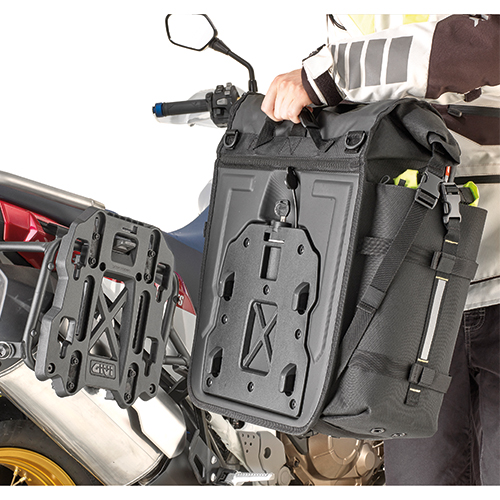 Givi - Motorcycle Side Bags - GRT709 CANYON