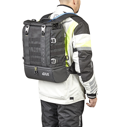 Givi - Motorcycle Bags and Backpacks - GRT711