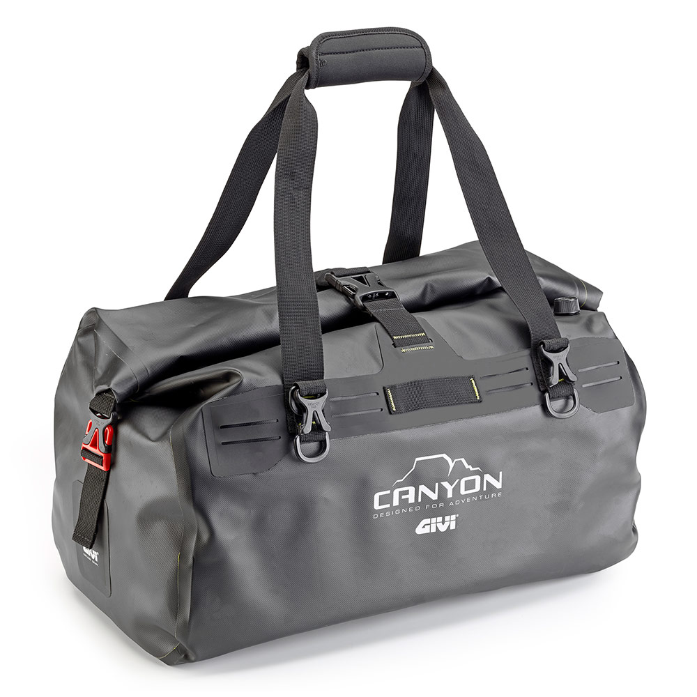 Givi - Waterproof Motorcycle Bags - Canyon Line - GRT712B