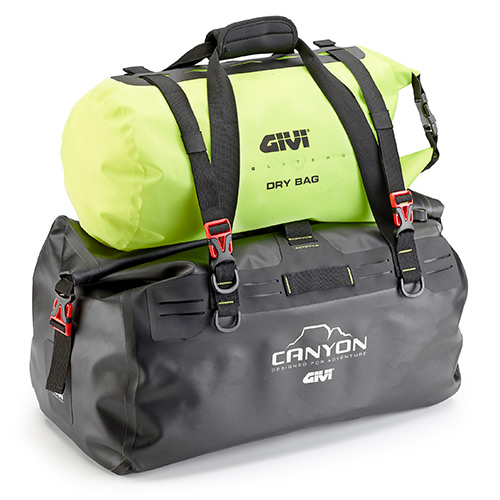 Givi - Motorcycle Bags and Backpacks - GRT712B