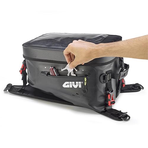 Givi - Motorcycle Tank Bags - GRT715