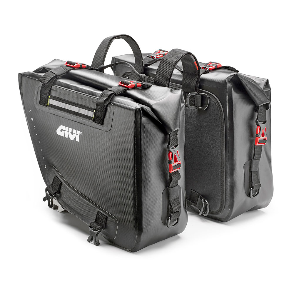 Givi - Motorcycle Side Bags - GRT718