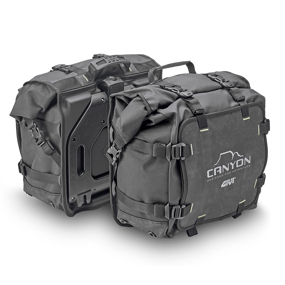 Givi - Waterproof Motorcycle Bags - Canyon Line - GRT720 CANYON