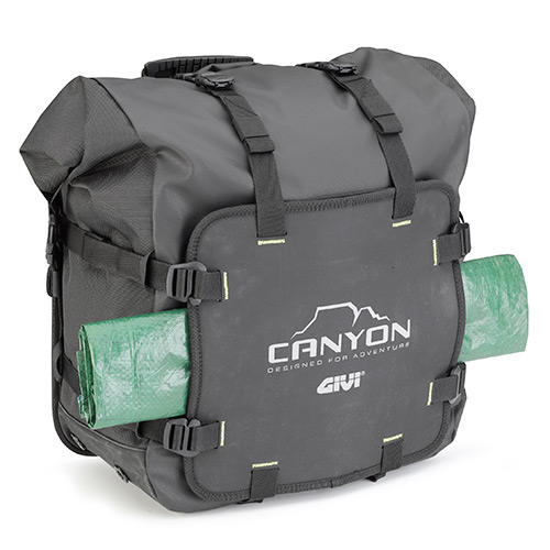 Givi - Motorcycle Side Bags - GRT720 CANYON