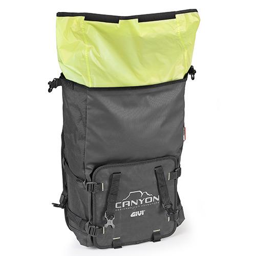 Givi - Seitentaschen für Motorräder - GRT720 CANYON