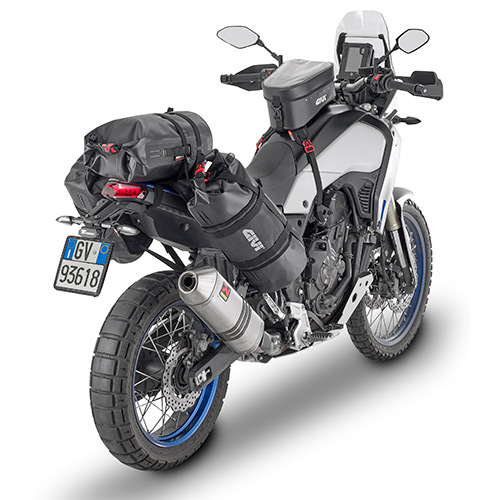 Givi - Motorcycle Saddle Bags - GRT721 CANYON BASE