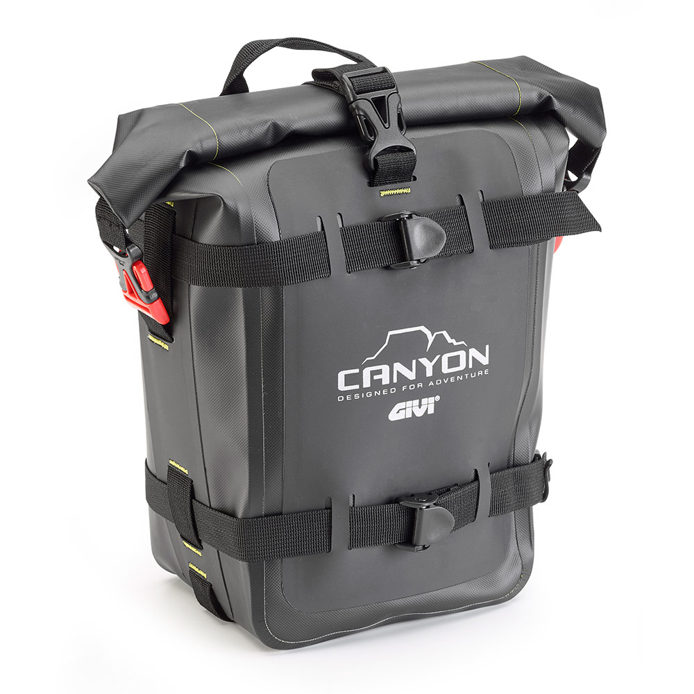 Givi - Waterproof Motorcycle Bags - Canyon Line - GRT722