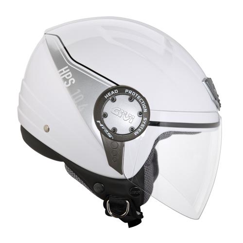 Givi - Demi-Jet Helme - 10.4F