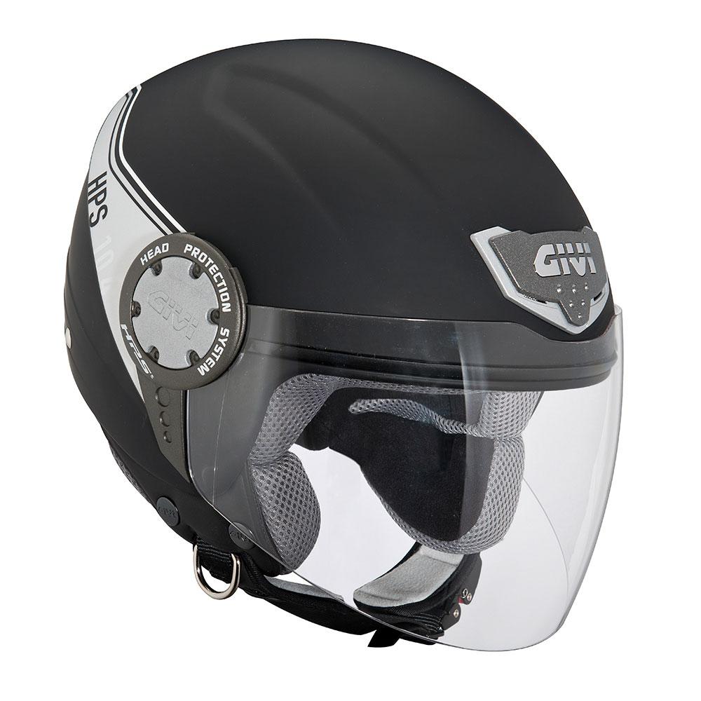 Givi - Caschi Demi Jet per moto e scooter - 10.4F