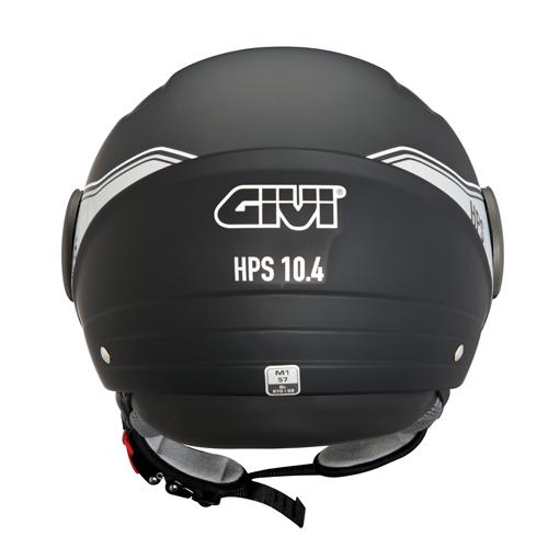 Givi - Caschi Demi Jet - 10.4F