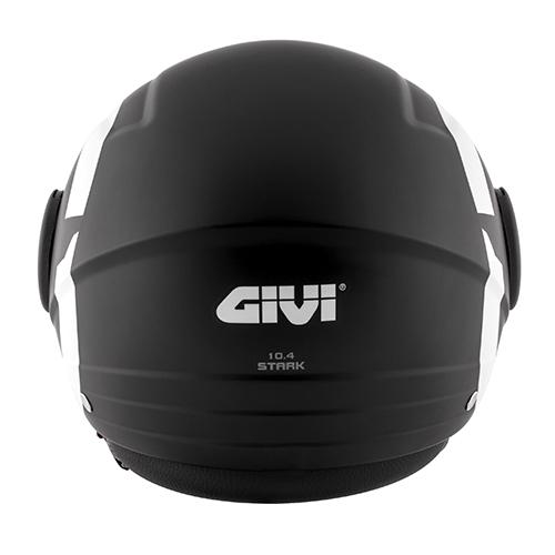 Givi - DEMI-JET HELMETS - 10.4F STARK