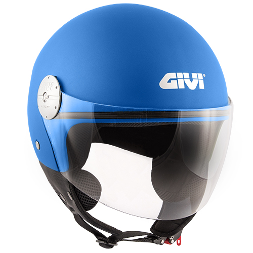 Givi - Casques Demi-jet - 10.7 MINI-J SOLID COLOR