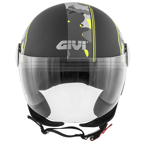 Givi - Capacetes Demi-jet - 10.7 MINI-J-GRAPHIC