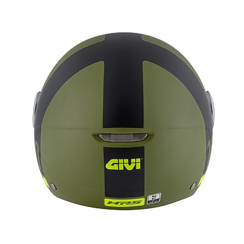 Givi - Demi-Jet Helme - 10.7 MINI-J CONCEPT